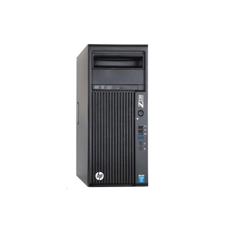 Ordinateur de bureau HP Z230 Workstation - pc portable reconditionné