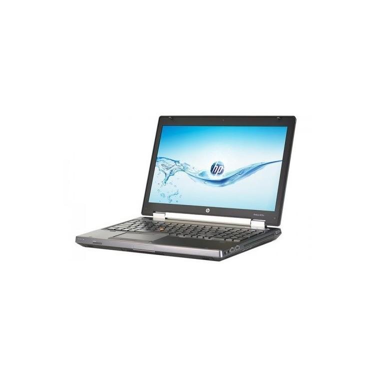 Ordinateur portable reconditionné HP EliteBook Workstation 8570W - pc occasion