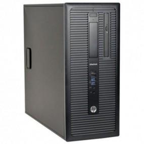 PC de bureau Reconditionné HP EliteDesk 800 G1 Grade B - ordinateur occasion