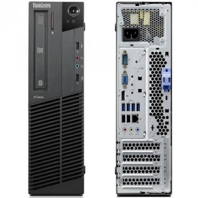 Ordinateur de bureau d'occasion Lenovo ThinkCentre M81 5049-P14 Grade A - pc occasion