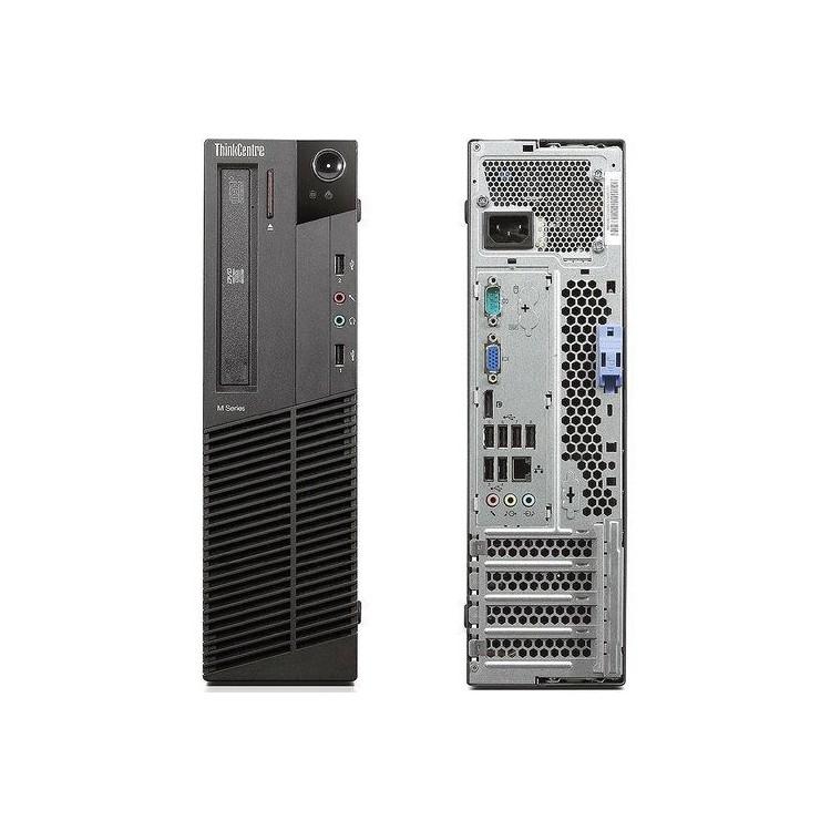 Ordinateur reconditionné Lenovo ThinkCentre M93p 10A8-S03D0V - pc reconditionné